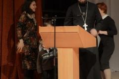Выступление иерея Климента Диденко